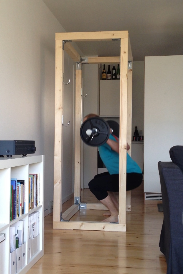 Building a power cage | Martin Toft's blog
